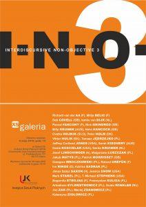 Invite Interdiscursive Non-Objective Gerda Kruimer